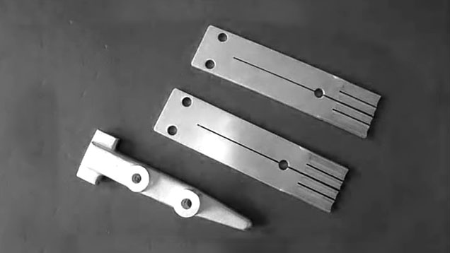 Stainless Steel Parts 1
